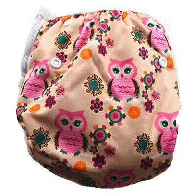 Swim Nappy Baby Toddlers Girl Girls Diaper Nappies Swimmers Size 000-2 (S61)