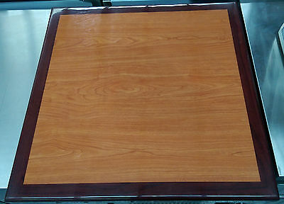 Wooden Colour 700 x 700 Table Top KEA70