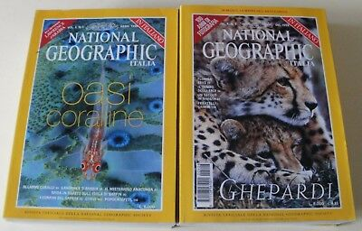 NATIONAL GEOGRAPHIC ANNO 1999 serie completa 1/12