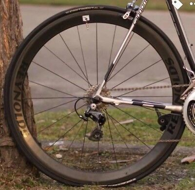 Reynolds Carbon Road Bike 700c Wheelset
