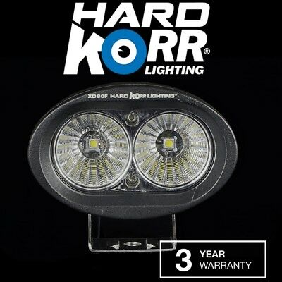 Hard Korr Lighting XD80F 20w LED Work Flood Light