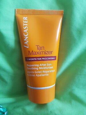Lancaster Tan Maximizer  Repairing After Sun Soothing Moisturiser, 50ml.❤❤NEU❤❤