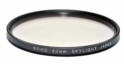 High Quality Kood 82mm Glass SKYLIGHT 1A Filter Made in Japan Protection Filter