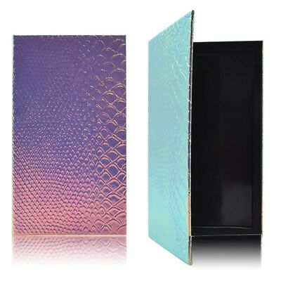 Blush Eyeshadow Makeup Pan Tin Holder Empty Magnetic Palette Box Large Small HOT