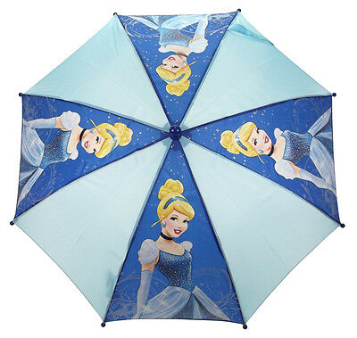 Girls Disney Princess Cinderella Umbrella