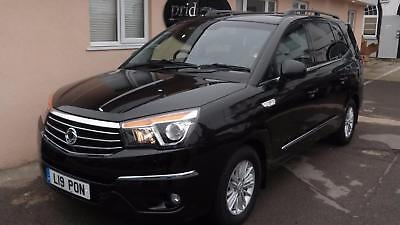 Ssangyong Turismo 2.2TD ( 178ps ) Auto 2016MY EX