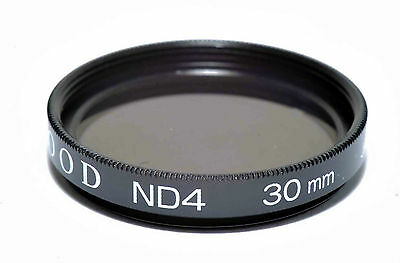 High Quality Kood ND4 2 stop Neutral density filter Made in Japan 30mm
