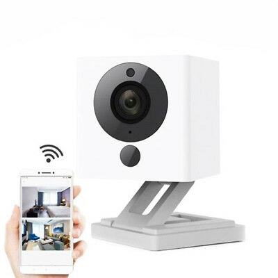 Xiaomi 360° Home Security IP Camera HD 1080P Smart WiFi Night Vision IR-CUT CCTV