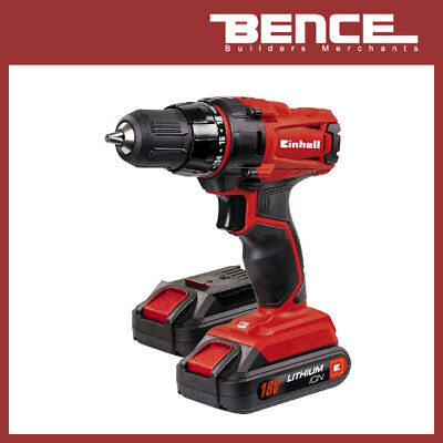 einhell 18v cordless drill driver screwdriver battery in case bt cd18 picclick uk. Black Bedroom Furniture Sets. Home Design Ideas