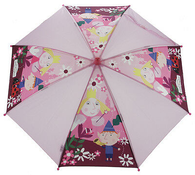 Childrens - Ben And Holly Little Kingdom Umbrella Brolly