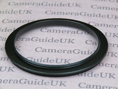77mm-67mm 67-77 Male to Male Double Coupling Ring reverse macro Adapter 67-77mm