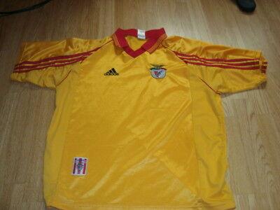 maillot foot benfica adidas taille l