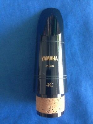 Yamaha 4C Clarinet Mouthpiece (Brand New!)