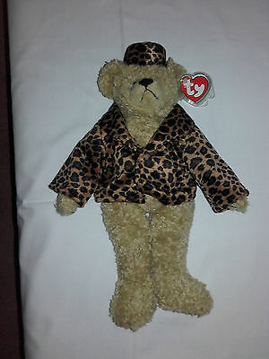 TY Bear ISABELLA with Tag - Attic Treasure Collection - 13 inches High