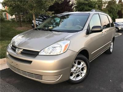 2005 Toyota Sienna LE 2006 Toyota Sienan LE AWD Very Good Condition