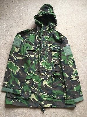 British Army Dpm Woodland Soldier 2000 Windproof Smock. Grade 1/ Various Sizes.