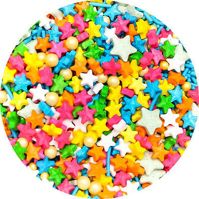 MAGICAL SPRINKLE MIX 190g by Sugar Crafty - CAKE DECORATIONS