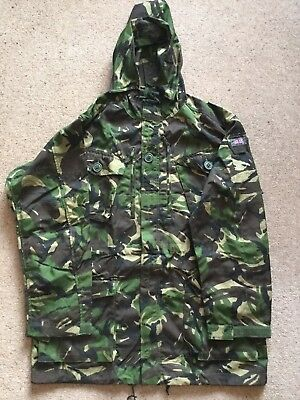 British Army Soldier 95 Windproof Hooded Smock.super Grade Condition.