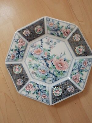 Chinese decorative wall plates
