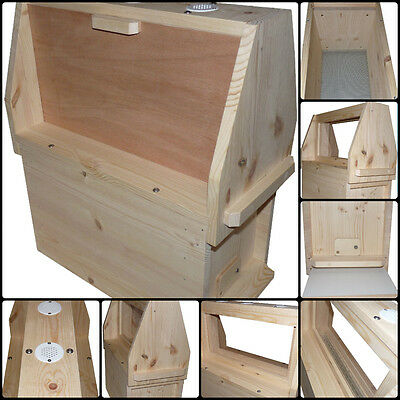 National Observation Hive - Ulster Hive - Beekeeping - Bee Nuc - Portable Hive