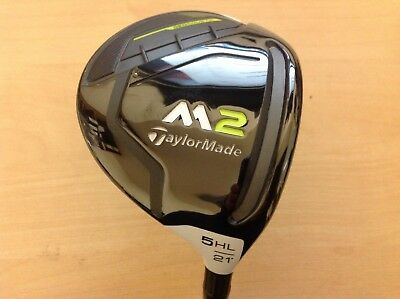 2017 TAYLORMADE  M2 21 5 wood - UPGRADED HZRDUS RED 6.0 62G + Headcover