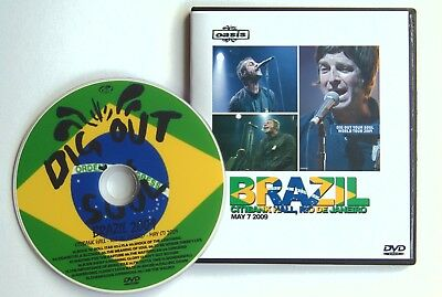 OASIS live in BRAZIL, RIO DE JANEIRO, May, 2009 Dig Out Your Soul Tour live DVD
