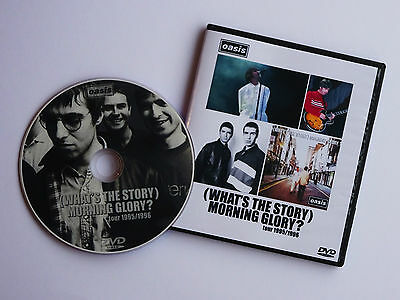 OASIS (WHAT'S THE STORY) MORNING GLORY? TOUR..The Best Of... LIVE DVD