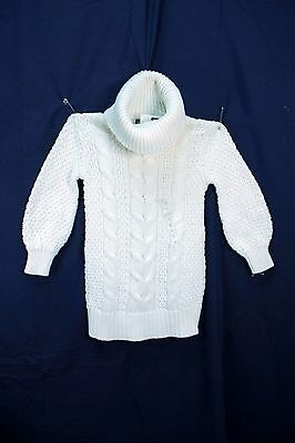 GAP Girls Knit Top Knitted  Size: 3T 3Years  Cotton 100%