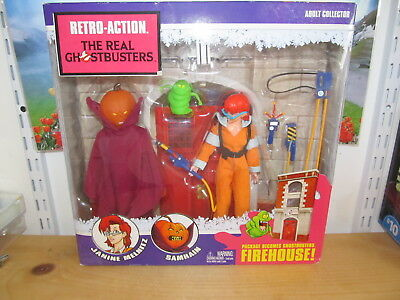 Retro Action The Real Ghostbusters