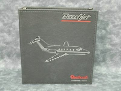 Beechcraft - Beechjet 400A - Pilot's Operating Manual - P/N: 128-590001-97