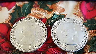 1959 Canadian Silver Dollar One coin