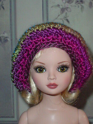Handcrafted Slouch Doll Hat Tonner Ellowyne Amber Lizette