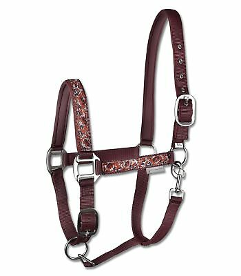 Waldhausen Camouflage Training Stable Horse Show Pony Riding Equestrian Halter