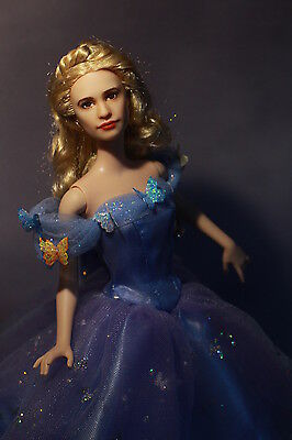 Cinderella - Lily James ooak custom repaint disney collection doll- Lower Price
