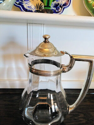 VINTAGE Art Deco SS Coffee Pot by Gorham, dated 1927 - Y33 - RARE