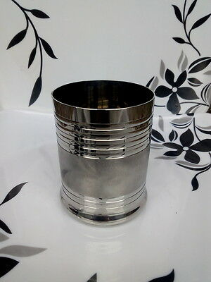 380 ml portable stainless steel drinking glass barware wine glasses cup