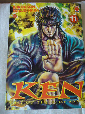 Ken, Fist of the blue sky Vol.11  BURONSON PANINI COMICS MANGA VF