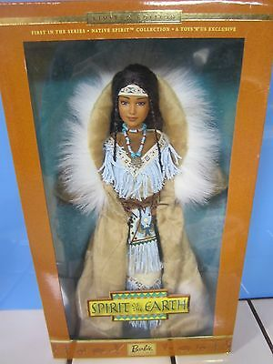 BRAND NEW 2001 SPIRIT OF THE EARTH BARBIE DOLL~~Ltd Ed: NRFB-TOYS R US EXCLUSIVE
