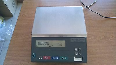 Mettler Toledo Counting Scale BC-05 10 X 0.001 Lb. 5 X 0.0005 Kg