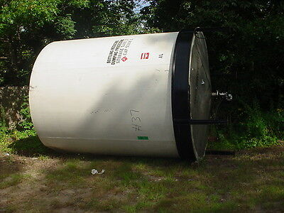 5300 gallon STAINLESS STEEL TANK used for Alcoholic Beverages