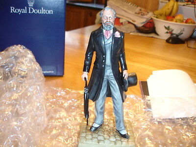 Royal Doulton  Limited Edition  Sir Henry Doulton   Bnib  England