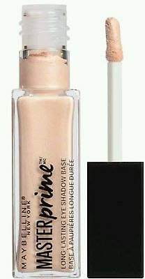 Maybelline Master Prime Long Lasting Eyeshadow Base No; 410 Prime & Smooth