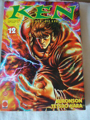 Ken, Fist of the blue sky Vol.12  BURONSON PANINI COMICS MANGA VF