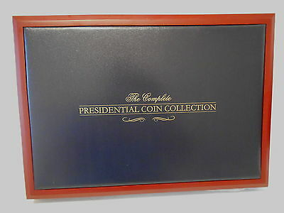 Franklin Mint The Complete Presidential Coin Collection Display Case - NEW