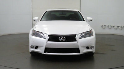 2013 Lexus GS 4dr Sedan RWD 2013 Lexus GS 350 - Low Miles, 1 Owner, Fresh Trade In, Blind Spot Monitoring