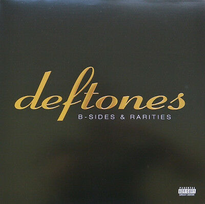 Deftones B Sides & Rarities Ltd Etched Gold Vinyl 2Lp + Dvd - Sealed Rsd 2016
