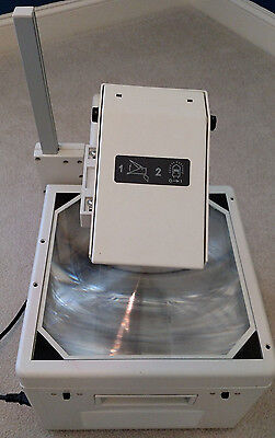 3M Overhead Projector Model 1608 AJA - Dual Lamp - Tested Works - Very Clean