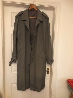 "Vintage BHS Trench coat Size 42"" Chest"