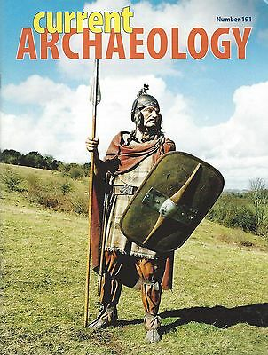 Current Archaeology Magazine no. 191