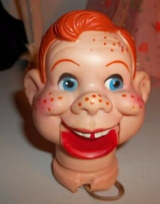Vintage HOWDY DOODY Doll Head with Movable Mouth!